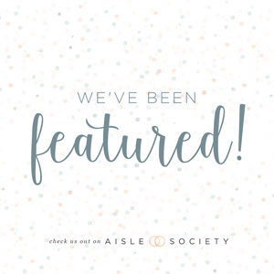 Lounsbury House has been featured on Aisle Society